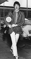 Beatle Paul McCartney in London, 1967.
