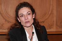Chantal Jouanno - PrÈsentation du plan vert de la rÈgion Ile-de-France - Paris, France - 20/02/2017