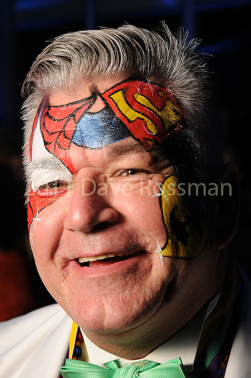 Jack Williams at the 20th San Luis Salute Friday Feb. 05, 2016.(Dave Rossman photo)