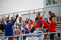 Lakewood Ranch, FL - Sunday July 23, 2017: Fans during an international friendly match between the paralympic national teams of the United States (USA) and Canada (CAN) at Premier Sports Campus at Lakewood Ranch.
