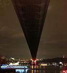 First Bridge Over The Bosphorus, Istanbul
