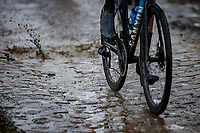 splash<br /> <br /> 118th Paris-Roubaix 2021 (1.UWT)<br /> One day race from Compiègne to Roubaix (FRA) (257.7km)<br /> <br /> ©kramon
