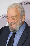 Stephen Sondheim attends the Lincoln Center Honors Stephen Sondheim at the American Songbook Gala at Alice Tully Hall on June 19, 2019 in New York City.