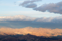 Sunset from Castle Peak