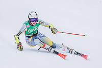 28th December 2020; Semmering, Austria; FIS Womens Giant Slalom World Cu Skiing; Thea Louise Stjernesund of Norway in action during her 1st run of women Giant Slalom