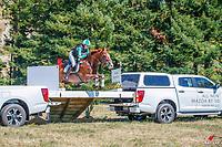 NZL-Abigail Long rides Cruising Guy. Randlab Veterinary Medicines CCI 4*-S. 2021 NZL-RANDLAB Matamata Horse Trial. Sunday 21 February. Copyright Photo: Libby Law Photography.