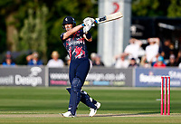 Joe Denly hits out for Kent during Kent Spitfires vs Middlesex, Vitality Blast T20 Cricket at The Spitfire Ground on 11th June 2021
