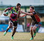 Tradition YCAC vs Devils Own Wanderers during day 1 of the 2014 GFI HKFC Tens at the Hong Kong Football Club on 26 March 2014. Photo by Juan Flor / Power Sport Images