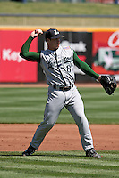 Lexington Legends Koby Clemens during a South Atlantic League game at Classic Park on April 19, 2006 in Eastlake, Ohio.  (Mike Janes/Four Seam Images)