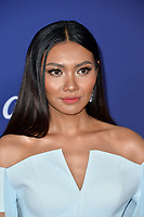 """LOS ANGELES, USA. November 08, 2019: Gam Wichayanee Piaklin at the world premiere for Disney's """"Frozen 2"""" at the Dolby Theatre.<br /> Picture: Paul Smith/Featureflash"""