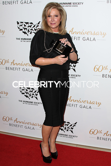 BEVERLY HILLS, CA, USA - MARCH 29: Kathy Hilton at The Humane Society Of The United States 60th Anniversary Benefit Gala held at the Beverly Hilton Hotel on March 29, 2014 in Beverly Hills, California, United States. (Photo by Xavier Collin/Celebrity Monitor)