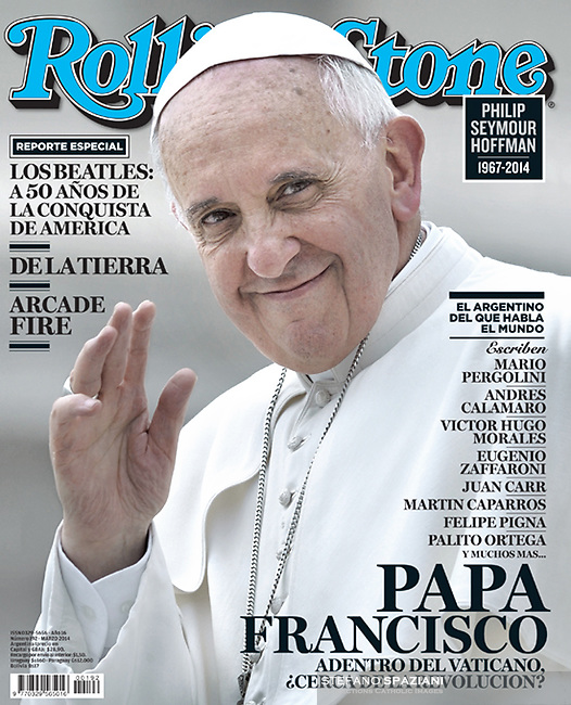 Rolling Stone Argentina  Photograph by Stefano Spaziani
