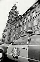 1984 FILE PHOTO - ARCHIVES -<br /> <br /> <br /> Quebec - National Assembly<br /> 1984<br /> <br /> PHOTO : Boris Spremo - Toronto Star Archives - AQP