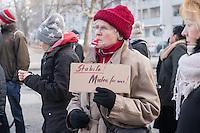 2017/02/14 Berlin | Protest gegen Mieterhöhungen