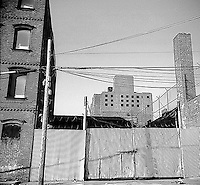 Old warehouse buildings<br />