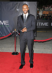 Collins Pennie at The Regency Enterprises L.A. Premiere of In Time held at The Regency Village Theatre in Westwood, California on October 20,2011                                                                               © 2011 Hollywood Press Agency