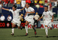2005 CONCACAF Gold Cup, July 24, 2005, USMNT vs Panama