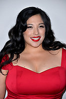 "LOS ANGELES, USA. November 06, 2019: Connie Marie Flores  at the premiere for ""Marriage Story"" at the DGA Theatre.<br /> Picture: Paul Smith/Featureflash"