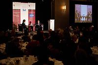October 30 2011 - Montreal (Qc) CANADA -Kent Nagano adress the Canadian Club of Montreal