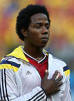 Carlos Sanchez of Colombia