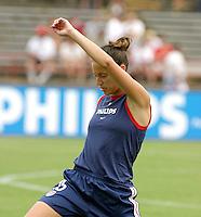 Kate Sobrero, USWNT vs Brazil.