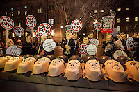 """02.12.2014 - The People's Assembly: """"Austerity Has Failed - Sack George Osborne"""" Demo"""