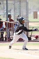 Angelys Nina, Colorado Rockies 2010 minor league spring training..Photo by:  Bill Mitchell/Four Seam Images.