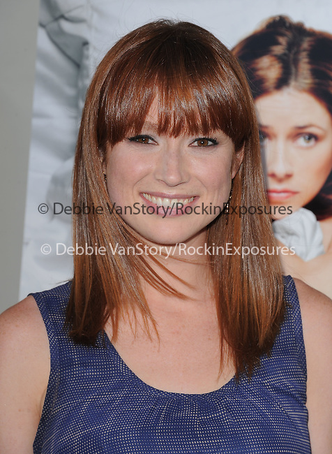 "Ellie Kemper attends the L.A. Premiere of ""A Little Help"" held at Sony Pictures Studios in Culver City ,California on July 14,2011                                                                               © 2011 DVS / Hollywood Press Agency"