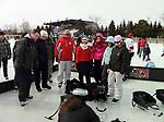 February 18 2011 - Winterlude Sledge Demo - Ottawa, ON. Canada