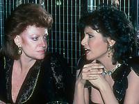 Regine Raquel Welch 1982<br /> Photo By John Barrett/PHOTOlink.