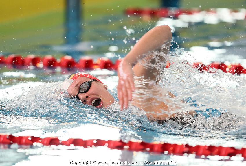 New Zealand Short Course Swimming Championships, National Aquatic Centre, Auckland, New Zealand, Tuesday 1st October 2019. Photo: Simon Watts/www.bwmedia.co.nz/SwimmingNZ