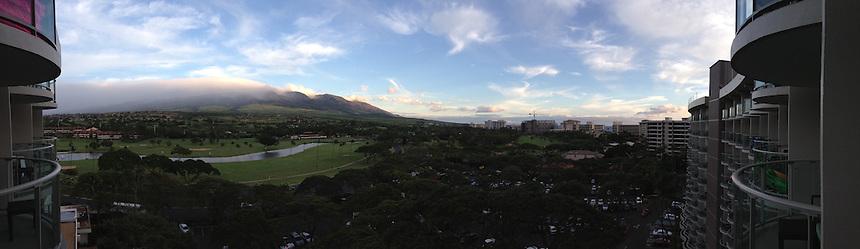 Kaanapali Golf Course, Maui, Hawaii, US