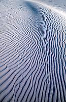 White sanddune and ripples,Western Australia