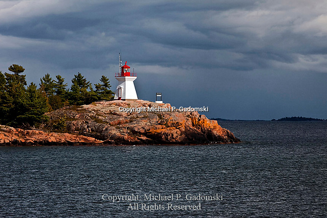 Killarney East Light