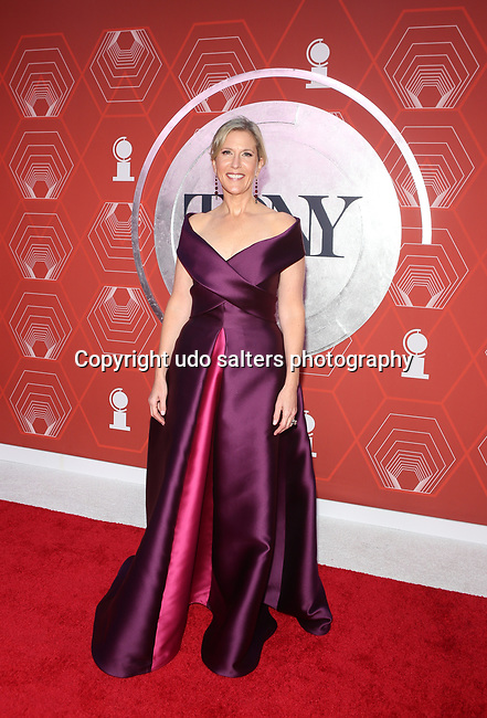 Lauren Reid attends the 74th Tony Awards-Broadway's Back! arrivals at the Winter Garden Theatre in New York, NY, on September 26, 2021. (Photo by Udo Salters/Sipa USA)