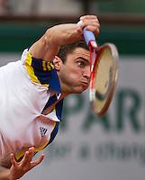 02-06-13, Tennis, France, Paris, Roland Garros,   Gilles Simon