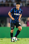 Hernanes of FC Internazionale Milano in action during the FC Internazionale Milano vs Real Madrid  as part of the International Champions Cup 2015 at the Tianhe Sports Centre on 27 July 2015 in Guangzhou, China. Photo by Aitor Alcalde / Power Sport Images