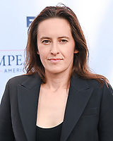 """01 September 2021 - West Hollywood, California - Sarah Burgess. FX's """"Impeachment: American Crime Story"""" Premiere held at The Pacific Design Center. Photo Credit: Billy Bennight/AdMedia"""