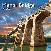 Menai Bridge Wales Images, Pictures & Photos