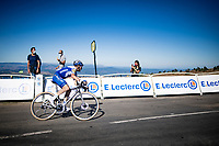 Julian Alaphilippe (FRA/Deceuninck-QuickStep) finishing up Mont Aigoual<br /> <br /> Stage 6 from Le Teil to Mont Aigoual (191km)<br /> <br /> 107th Tour de France 2020 (2.UWT)<br /> (the 'postponed edition' held in september)<br /> <br /> ©kramon