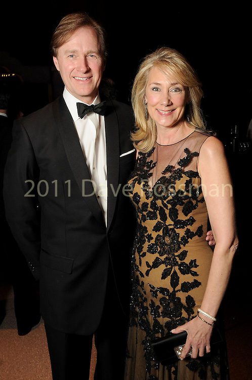 Kelly and Bill Montgomery at the Ole! A Night in Old Mexico Gala at the Museum of Natural Science Saturday March 05,2016.(Dave Rossman Photo)