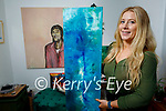 Artist, Rochelle Lucey from Killorglin works from her home studio, drawing inspiration from the beating heart of her county, to create exciting works that reflect her environment.