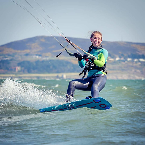 The aim of Kitesurfing Ireland is to represent kitesurfers by promoting responsible kitesurfing