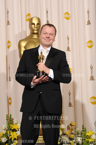 Stefan Ruzowitzky at the 80th Annual Academy Awards at the Kodak Theatre, Hollywood..February 24, 2008 Los Angeles, CA.Picture: Paul Smith / Featureflash
