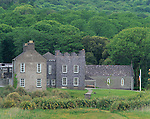 "County Kerry, Ireland          <br /> Derrynane House, 17th-century home of ""The Liberator"" Daniel O'Connell,<br /> Derrynane National Historic Park, on the Ring of Kerry"