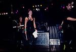 Michael Wilton<br /> Scott Rockenfield of Queensryche 1980's