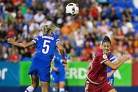 Finland's Emma Koivisto during the match of  European Women's Championship 2017 at Leganes, between Spain and Finland. September 20, 2016. (ALTERPHOTOS/Rodrigo Jimenez) NORTEPHOTO