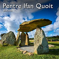 Images of Pentre Ifan Stone Burial Chamber | Pictures & Images