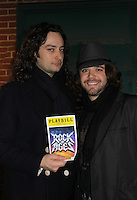 12-04-10 Constantine Maroulis tours country in Rock of Ages
