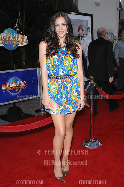 """Katharine McPhee at the world premiere of """"I Now Pronounce You Chuck and Larry"""" at the Gibson Amphitheatre, Universal City..July 13, 2007  Los Angeles, CA.Picture: Paul Smith / Featureflash"""